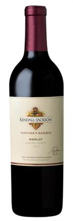 Kendall Jackson Merlot Vintners Reserve Special Select